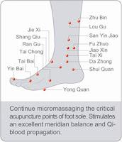 Qinergy Biowave Socks