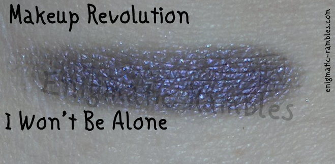 swatch-review-Makeup-Revolution-Single-Eyeshadow-I-Wont-Be-Alone