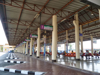Sukhothai Bus Station