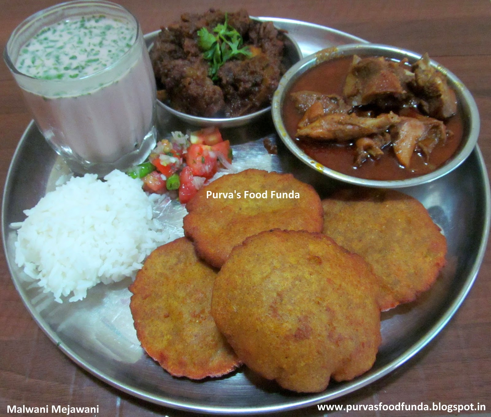 Indian food recipes indian recipes desi food desi recipes malwani nonveg thali kombadi vade sp forumfinder Image collections