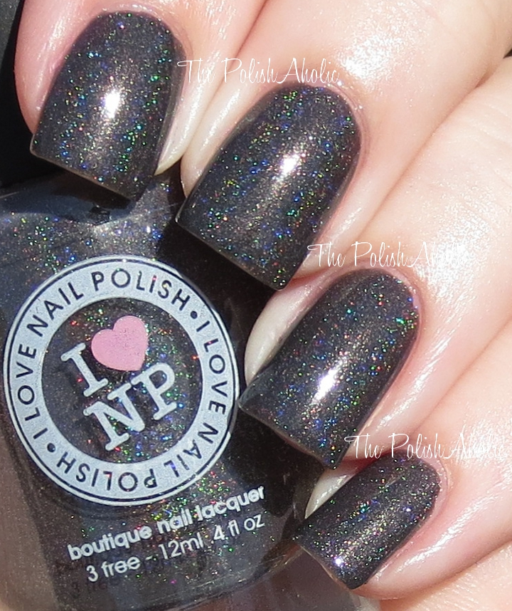 The PolishAholic: I Love Nail Polish Swatches
