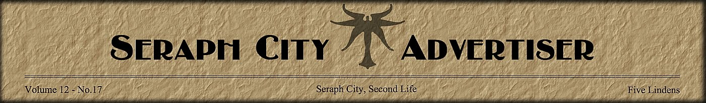 Seraph City Advertiser