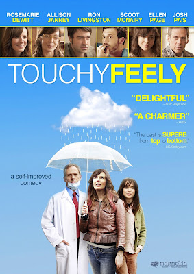 Touchy Feely – DVDRIP LATINO