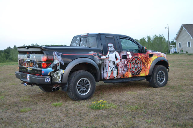 Melissa Riso together with Car Wraps also Fan Wraps Ford Truck In Star Wars additionally 32649119920 likewise Vehicle Wrap Gallery. on automobile wraps graphics