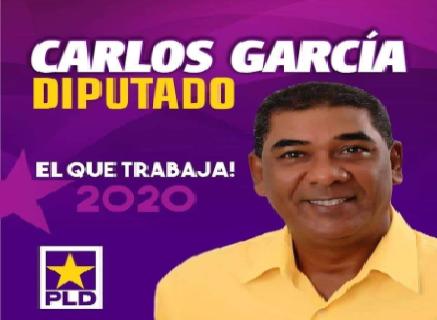 """CARLOS GARCÍA PRÓXIMO """"DIPUTADO"""" 2020-2024"""