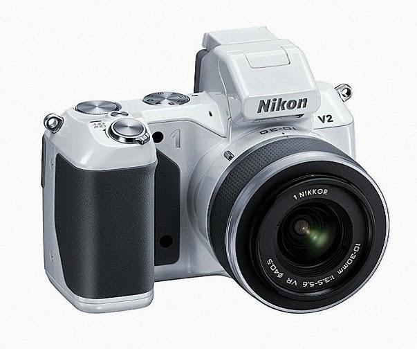 Nikon 1v2 Mirror Less System Camera