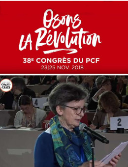 Congrès d'Ivry Intervention de Christiane CARO