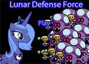 My Little Pony Lunar Defense Force