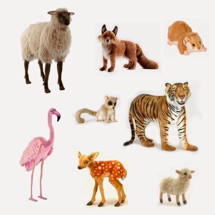 Hansa Animals // Sunday in color blog
