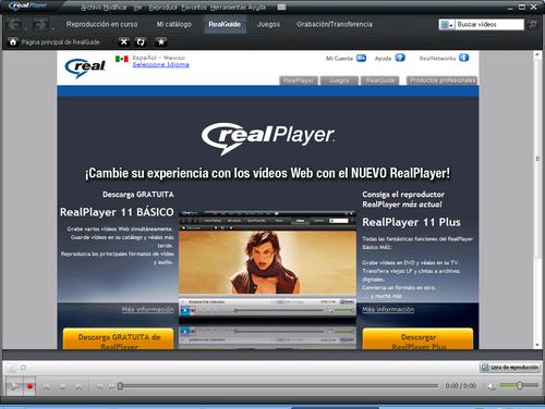 Realplayer html5video downloader extension 16 descargar