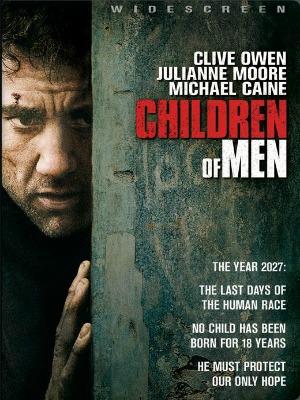 Đứa Trẻ Thời Chiến - Children Of Men