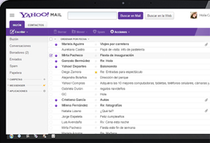 Yahoo Mail Ayuda