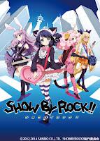 Show By Rock!! 3 sub espa�ol online