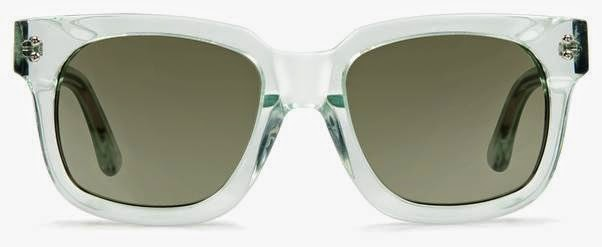 Cynthia Rowley Eyewear No. 58 Frames in Mint