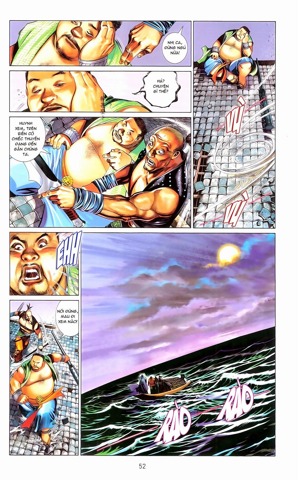 Phong Vân chap 672 Trang 52 - Mangak.info