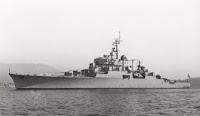 De Grasse class cruiser
