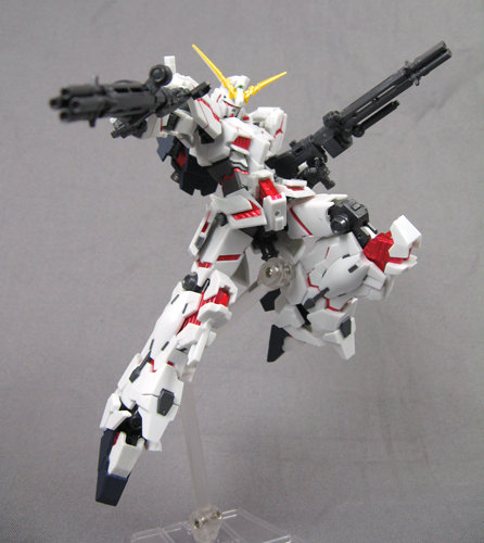 Robot Damashii (Side MS) Unicorn Gundam Destroy Mode