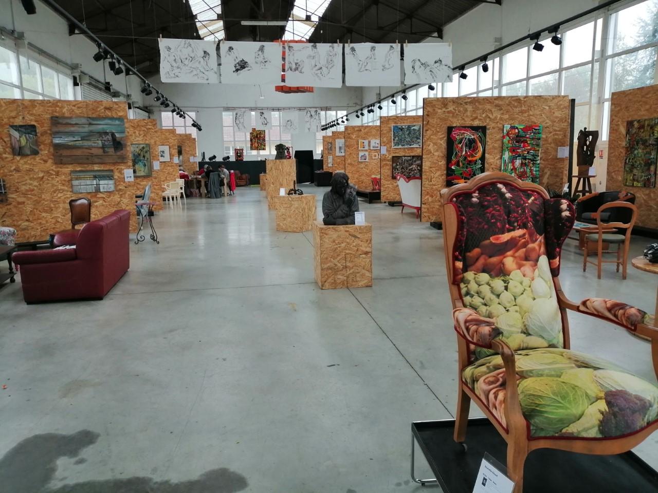 Expo Paupart Billères oct/nov 2020