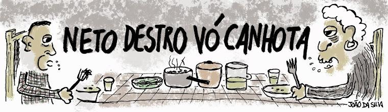 NETO DESTRO VÓ CANHOTA
