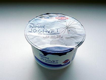 griechischen joghurt selbst machen