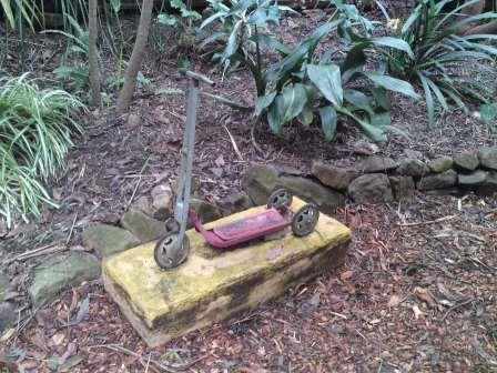 Wendy's Secret Garden