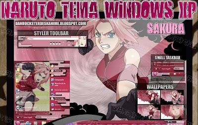 Tema Haruno Sakura XP