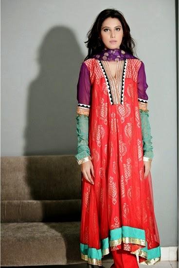 MARIA-B Eid Dress Collection 2014 Vol-2