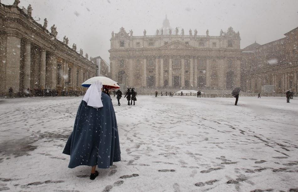 Appunti di viaggio: Khaos. Quando la nostra corrispondente da Sankt-Peterburg visitò Roma