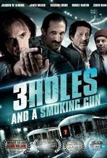 3 Holes And A Smoking Gun / Three Holes, Two Brads, And A Smoking Gun