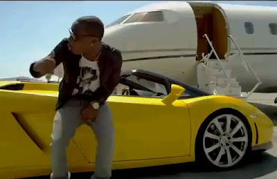 davido overseas music video