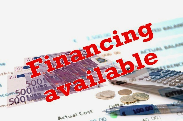 Product financing options