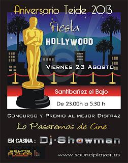 Bar El Teide celebra el 23 de Agosto el Aniversario desde su inauguración.