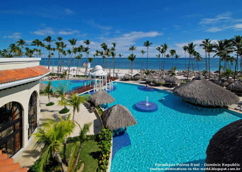 Paradisus Palma Resort - Dominic Republic