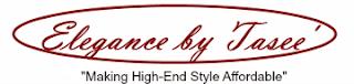 Marque américain de sacs en cuire Elegance by Tasee