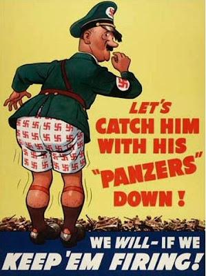 Funny Hitler poster