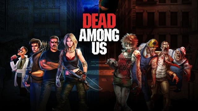 Dead Among Us v1.3.2 Apk + Datos SD Mod [Dinero ilimitado]
