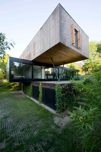 reportage maison d 39 architecte r gion parisienne. Black Bedroom Furniture Sets. Home Design Ideas