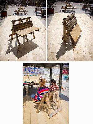 Varios planos para construir una jardinera un semillero o una silla con palets - Como hacer sillas con palets ...