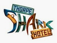 Thorpe Shark, Thorpe Park Hotel, Hotel, Shark, Theme Park, My Life My Son My Way,