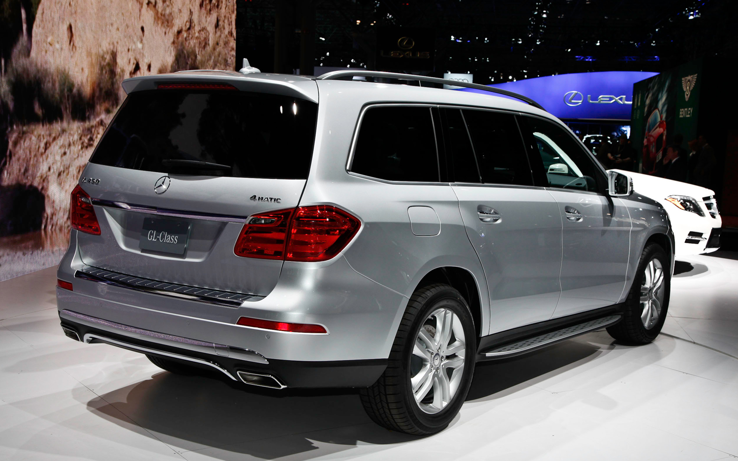 2013 mercedes benz gl class new cars reviews for 2013 mercedes benz gl450
