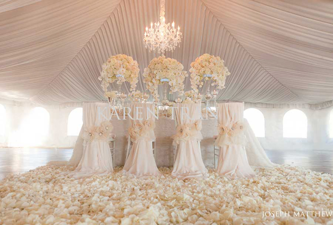 Long Tables + Wedding Receptions - Belle the Magazine . The