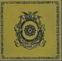 Dewa 19 - Kerajaan Cinta (Full Album 2007)