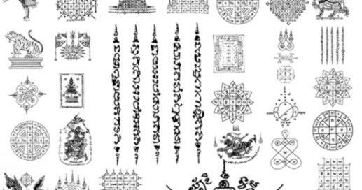 thai tattoo tattoo designs