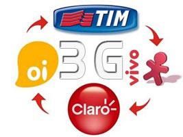 configurar modem 3G claro, oi, tim e vivo