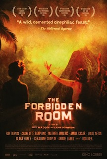 The Forbidden Room (2015) - Movie Review