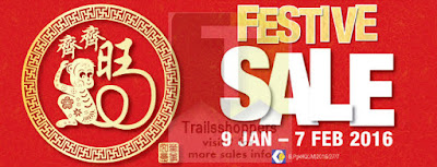 AEON Festive Sale 2016 in Malaysia