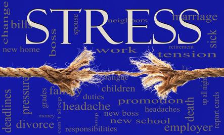 Signs of Being Overstressed and How to Deal With it : Wiki Health Blog