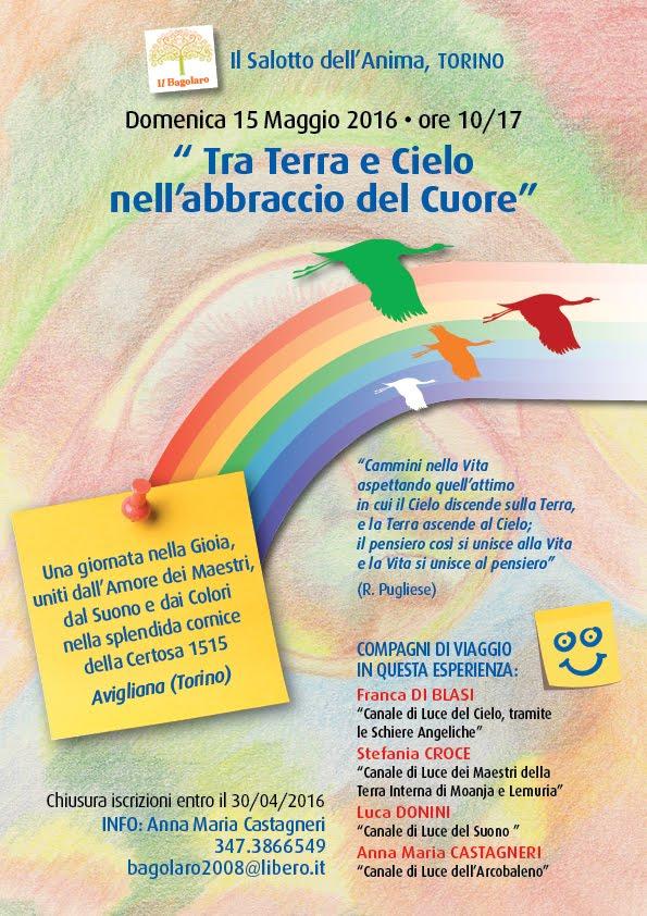 Domenica 15 Maggio 2016 - Certosa 1515 - Avigliana - Torino