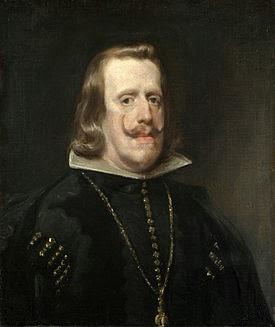 Las elites vendepatrias españolas y la pedofilia Philip_IV_of_Spain
