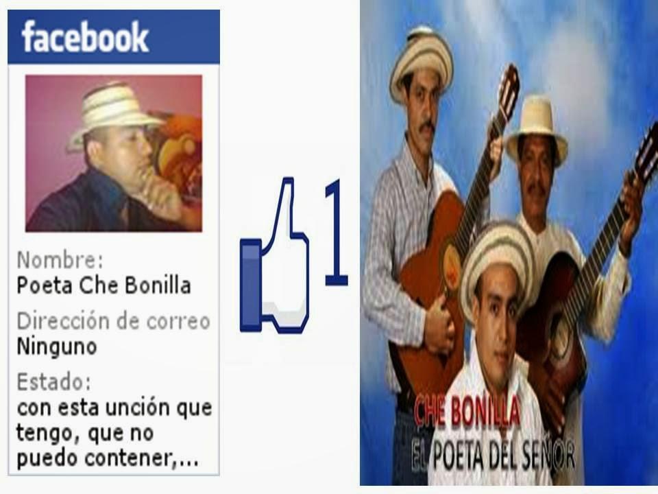 poeta Che en las redes sociales